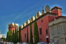 Dali Theatre-Museum, Figueres, Spain
