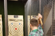 Urban Axe Throwing, Delft, The Netherlands