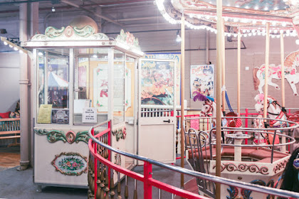 New England Carousel Museum Bristol Ct 06010