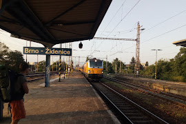 Железнодорожная станция  Brno Zidenice
