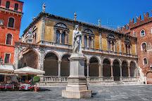 La Loggia del Consiglio, Verona, Italy