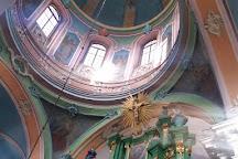 Vilniaus staciatikiu Sventosios Dvasios vienuolynas, Vilnius, Lithuania