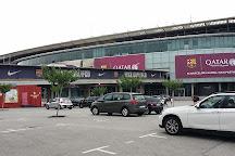 Camp Nou, Barcelona, Spain