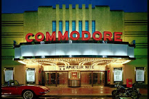 Commodore Theater, Portsmouth, United States