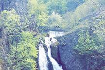 White Drin Waterfall, Pec, Kosovo