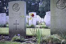 Mierlo war cemetary, Mierlo, The Netherlands
