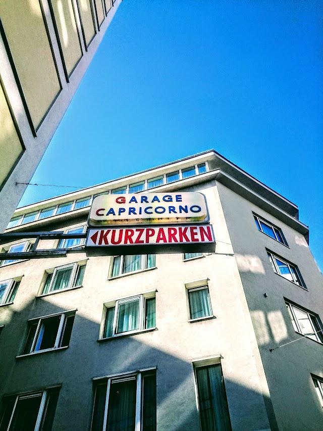 Garage Capricorno