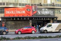 Teatre Victoria, Barcelona, Spain