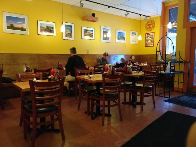 The Lone Wolf Restaurant