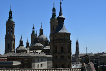 Torreon de la Zuda (Zuda Tower), Zaragoza, Spain