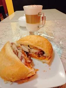 Aromas De Té & Sandwichs 8