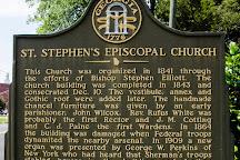 St. Stephen's Episcopal Church, Milledgeville, United States