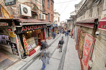 Anatolian Carpet Shop, Istanbul, Turkey
