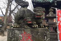 Seiryu Shrine, Urayasu, Japan