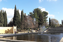Parc Jourdan, Aix-en-Provence, France
