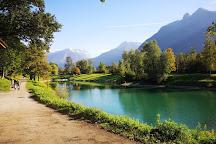 Burgerausee, Kuchl, Austria