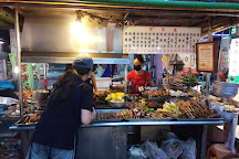 Liuhe Tourist Night Market, Daliao, Taiwan
