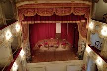 Teatro Flora, Penna San Giovanni, Italy