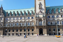 Townhall, Hamburg, Germany