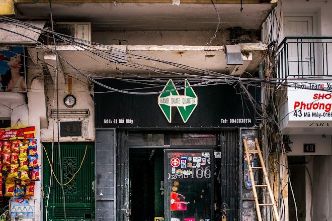Hanoi Skate Quarter, Hanoi, Vietnam