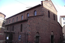 Basilica di San Vincenzo in Prato, Milan, Italy
