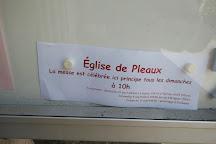 Eglise de Pleaux, Pleaux, France