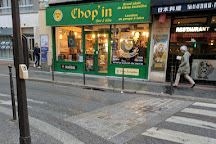 Chop'In, Paris, France