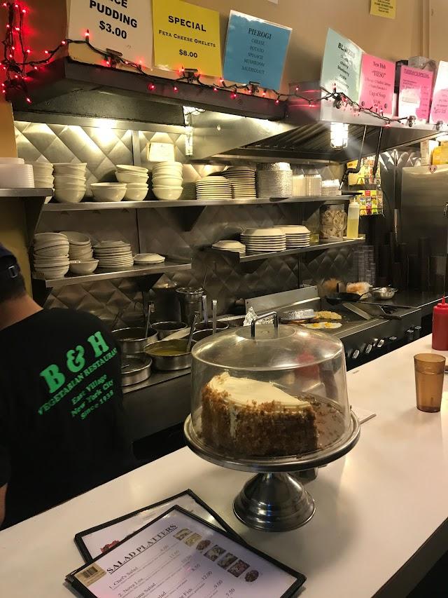 B&H Dairy Restaurant