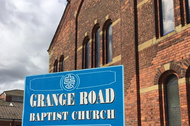 Grange Road Baptist Church, Jarrow, United Kingdom