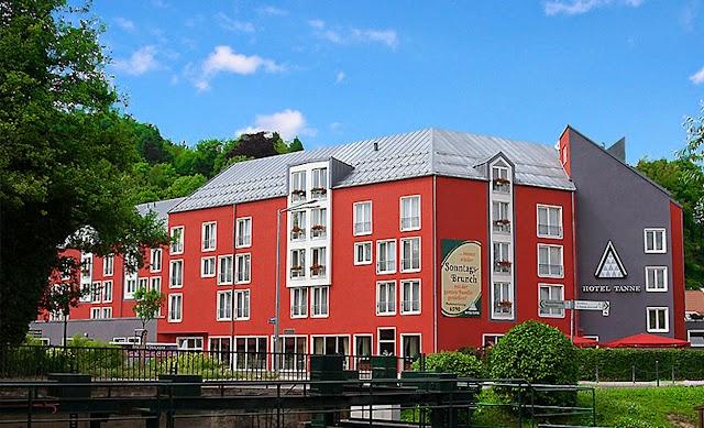 Hotel Tanne Ilmenau