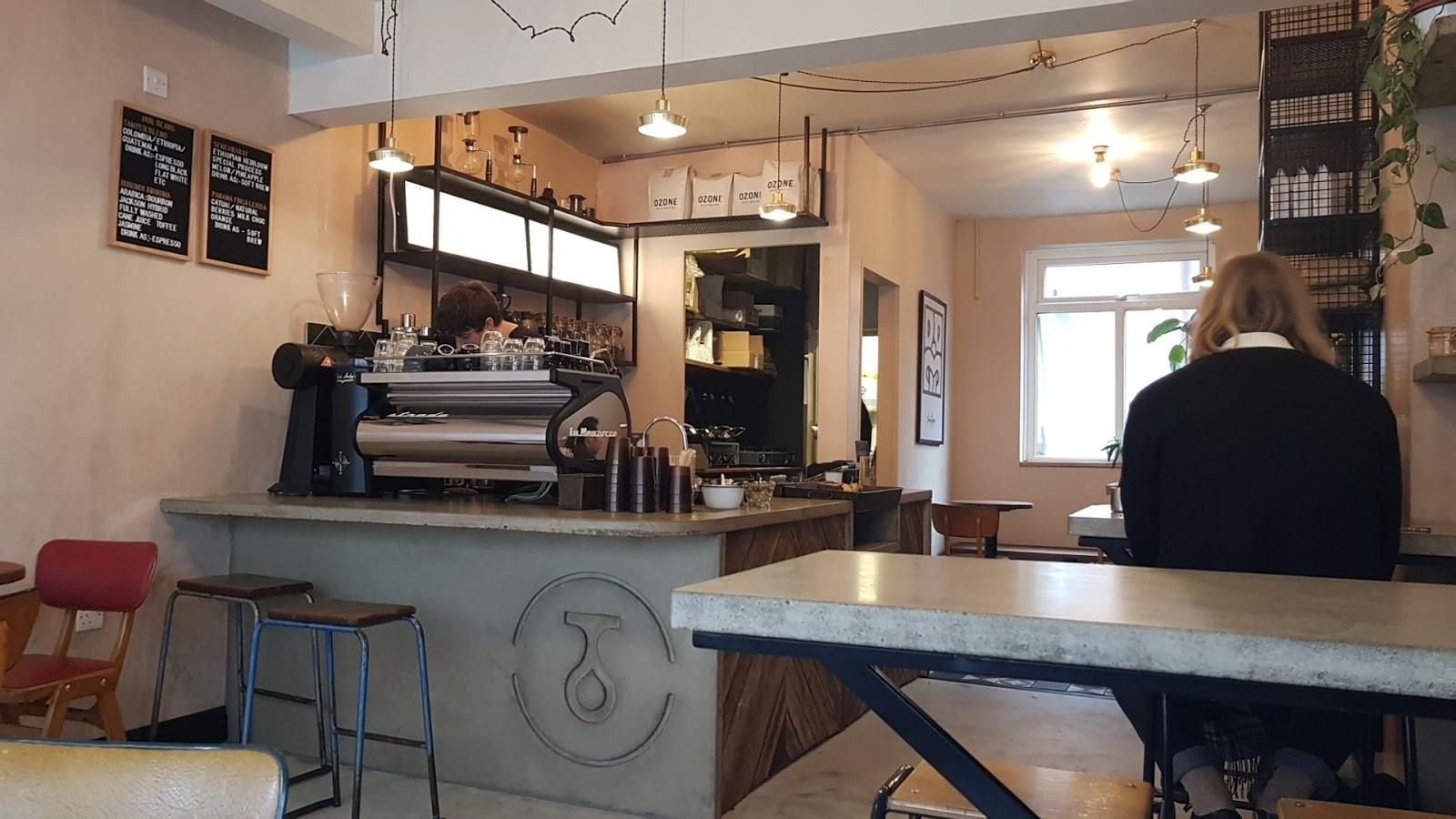 Tamper Coffee Westfield Terrace