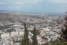 Mount Mtatsminda, Tbilisi, Georgia