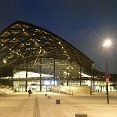 Железнодорожная станция  Lodz Fabryczna