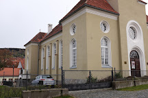 Synagogue Czech Krumlov - synagogue Cafe, Cesky Krumlov, Czech Republic