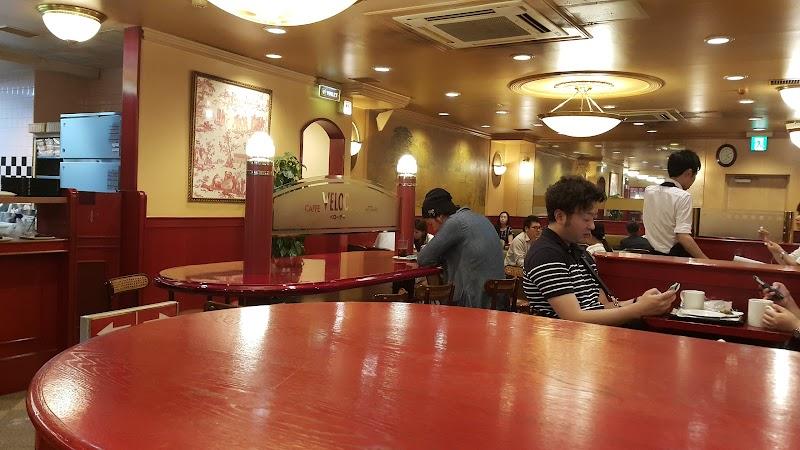 カフェ・ベローチェ 福岡国体道路店