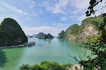 Ti Top Beach, Halong Bay, Vietnam