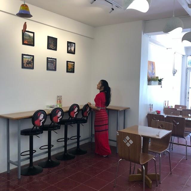Shan Gyi Shan & European Eatery