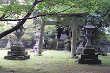 Fukahori Shrine, Nagasaki, Japan