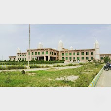Administration Block hyderabad Muet Faculty Road