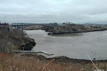Reversing Falls Rapids, Saint John, Canada