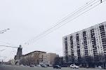 Смоленский Бульвар, Троллейбусная Станция, Кропоткинский переулок, дом 23, строение 9 на фото Москвы