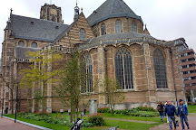 Grote of Sint-Laurenskerk Cathedral, Rotterdam, The Netherlands