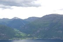 Vettafjellet (969moh), Sunndal Municipality, Norway