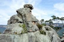 Ruined Castle Walking Track, Katoomba, Australia