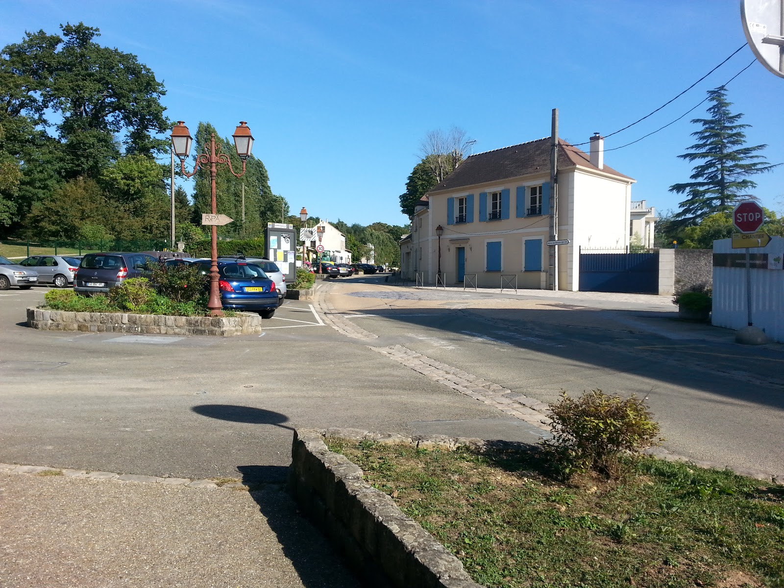 Le chesnay yvelines qu ver y d nde dormir for Lieux touristiques yvelines