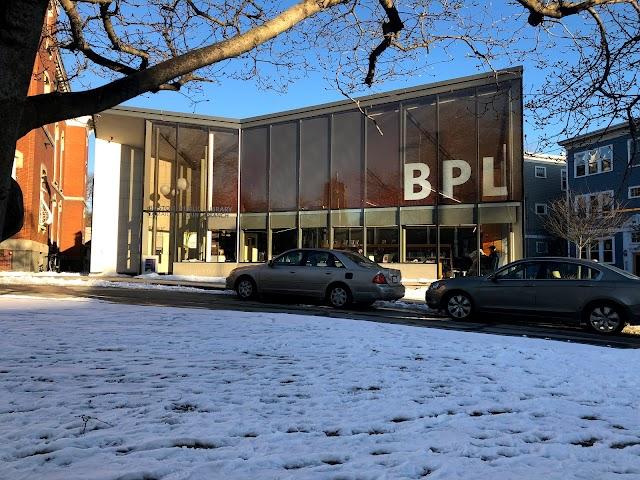 Jamaica Plain Branch of the Boston Public Library
