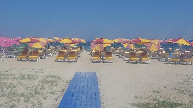 Tigaki Beach - Panos Sunbeds