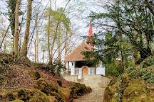 Hohle Gasse, Immensee, Switzerland