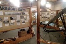Museum of North Idaho, Coeur d'Alene, United States