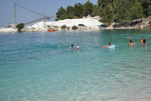 Vathi Beach, Chrissi Ammoudia, Greece